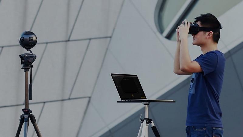 Beeldenfabriek - Virtual Reality